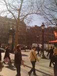 Les Champs Elysées again!